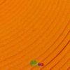 foam pumpkin orange
