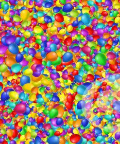 foam-ballonnen