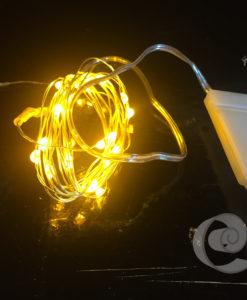 led lichtjes geel