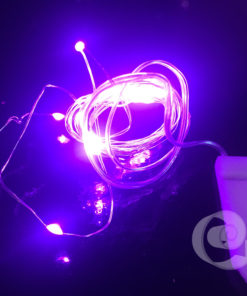 led lichtjes paars
