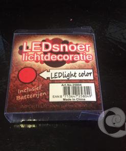 led lichtjes rood