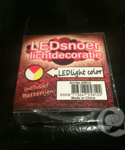 led licht rood wit geel