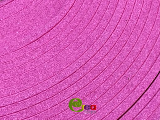 foam hot pink